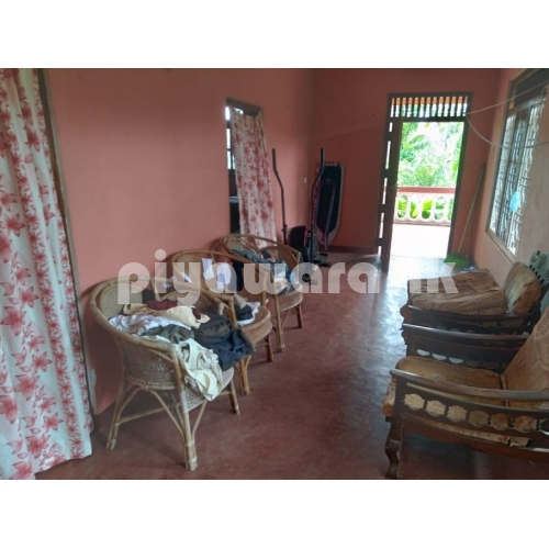 House for sale at Gampaha Mirigama