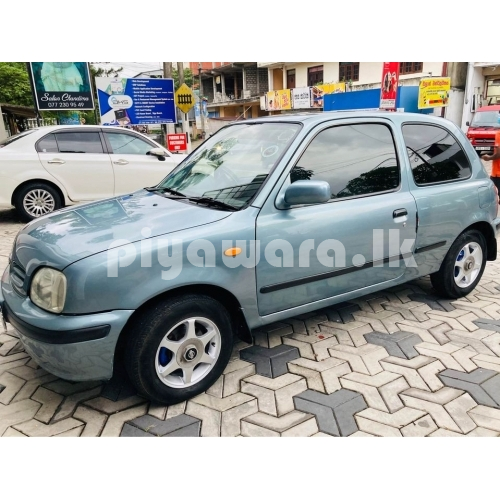 Nissan March for sale at Maharagama
