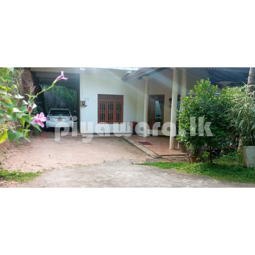 House for sale at Galagedara