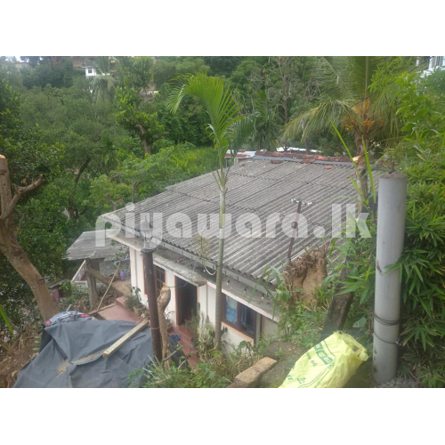 House and Land for sale at Kandy
