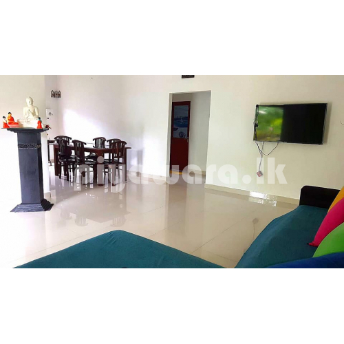 Brand New House for sale at Moragahena
