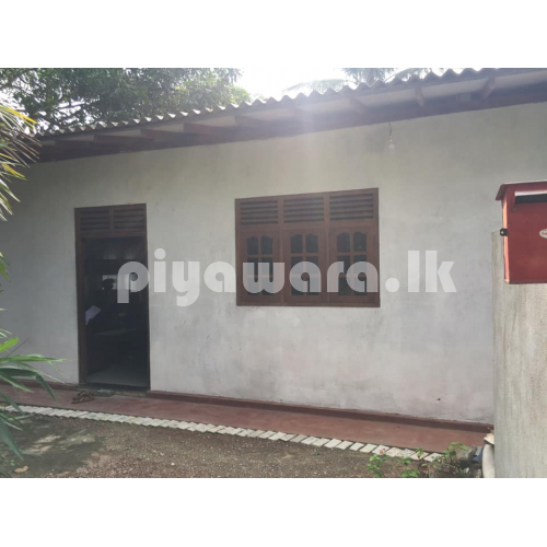 House for sale at Kasbawa(SOS RD)
