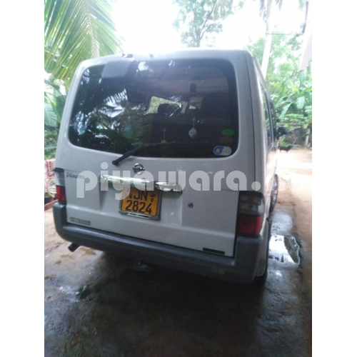 Nissan Vennettte for sale at Mirigama