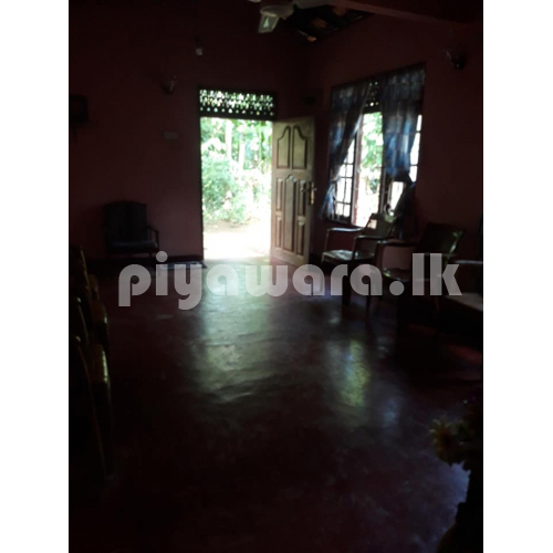 House for sale at Mirigama