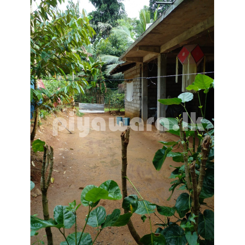 House for sale at Mawanella
