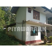 House for sale at Walasmulla