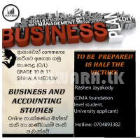 Business and Accounting studies ( for Grade 10 &am